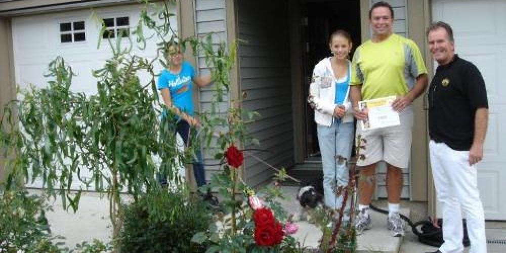 Stratas In Bloom - Contest Winners