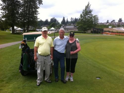 PAMA Golf Tournament June 2011