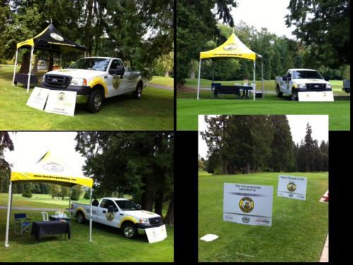BCAOMA Golf Tournament 2012